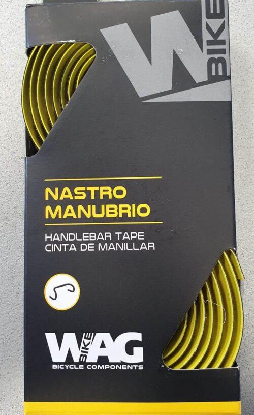 NASTRO MANUBRIO GIALLO WAG