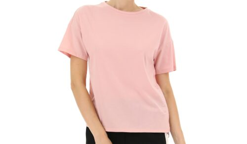 T-SHIRT DONNA LOTTO DINAMICO W IV TEE CO LOTTO