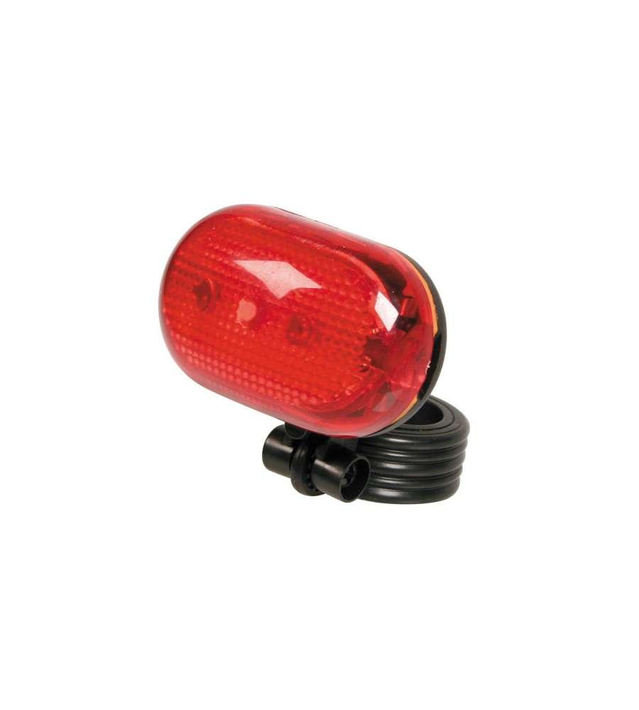 FANALE CICLO POSTERIORE 3 LED LAMPA