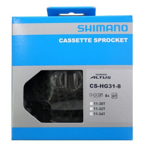 CASSETTA ALTUS CS-HG31-8 SHIMANO